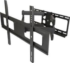 Stell SHO 3610 SLIM výsuvný držák TV, černá (35047534)