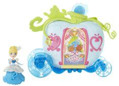 Disney Mini hrací set s panenkou - Popelka - rozbaleno