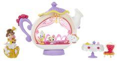 Disney Mini hrací set s bábikou - Bella