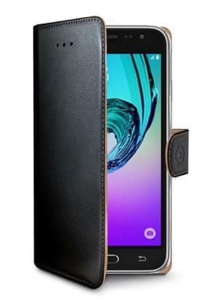 CELLY Samsung Galaxy J3 Univerzális Mobiltelefon tok, Fekete