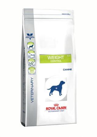 Royal Canin dieta weterynaryjna dla psa Weight Control 14 kg