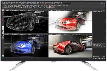 "Philips monitor LCD 43,51"" BDM4350UC (BDM4350UC/00)"