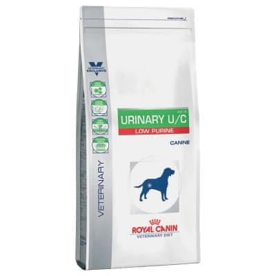 Royal Canin dieta weterynaryjna dla psa Urinary U/C Low Purine 14 kg