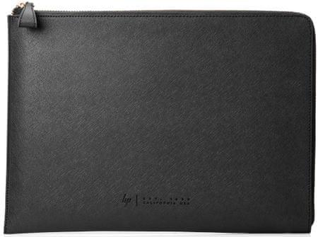 "HP 13.3"" Spectre Leather Sleeve černá (W5T46AA)"