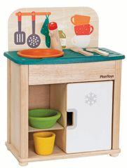 Plan Toys pomivalno korito in hladilnik