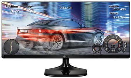 LG IPS monitor 34UM58