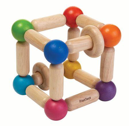 Plan Toys komplet za oblikovanje - kocka