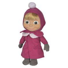 SIMBA Bábika Máša zimná 40 cm