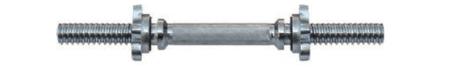Fitmotiv kratka palica za uteži, 350 mm