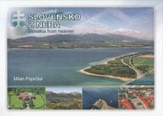Paprčka Milan: Slovensko z neba - Slovakia from heaven - 2. vydanie