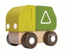 Plan Toys Mini popelářský vůz