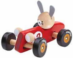 Plan Toys Zajíc - závodník