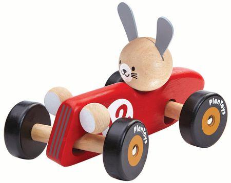 Plan Toys Nyúl - versenyző