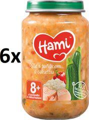 Hami Ryža, tuniak a cuketa - 6 x 200g