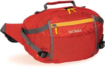 Tatonka torbica za struk Hip Bag L, crvena