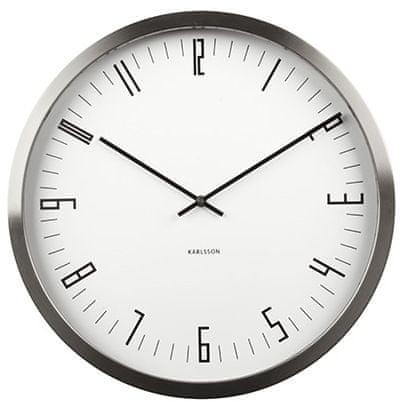Karlsson zegar ścienny 5612WH