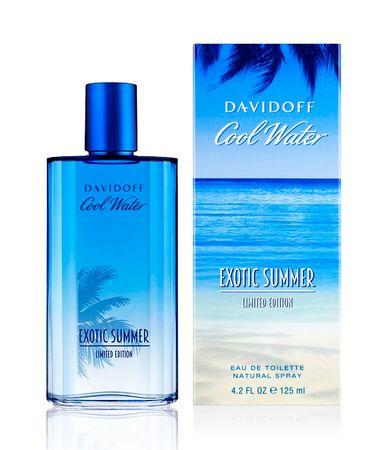 Davidoff Cool Water Man Exotic Summer EDT, 125ml
