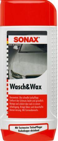 Sonax avtošampon z voskom, koncentrat, 500 ml