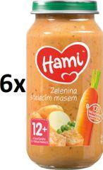 Hami Roláda - zelenina, teľacie mäso - 6x250g