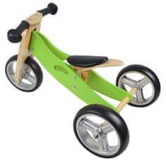 Yookidoo Drewniany rowerek 2w1 mini - Allegro