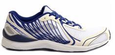 TrekSta tenisice za trčanje Marathon, muške, bijelo-plave