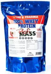 ProfiMass Profi 100% Whey Protein 1100g čoko/višeň