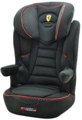 Ferrari R- Way SP Easyfix GT Black Autósülés, 15-36 kg