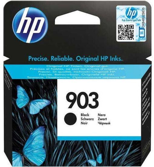 HP 903 černá originální inkoustová kazeta (T6L99AE)