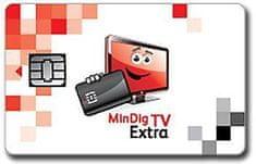MindigTV Családi csomag kártya 6 hónap előre fizetett
