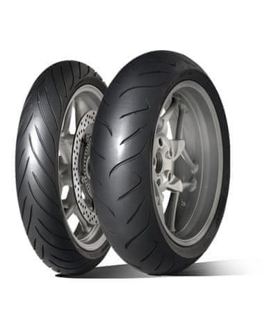 Dunlop pnevmatika Sportmax Qualifier 2 (R) 190/55 ZR17 75W TL