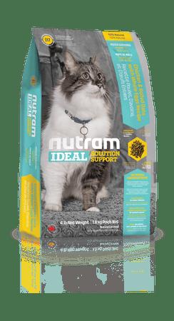 Nutram sucha karma dla kota Ideal Indoor Cat 1,8kg