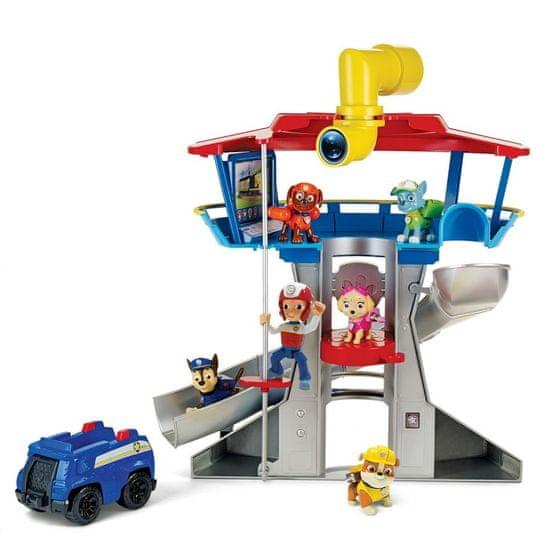 Spin Master Patrol hlídkovací věž Tlapková patrola