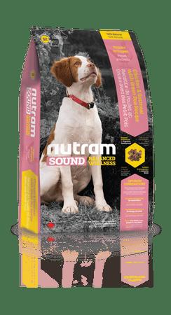 Nutram Sound Balanced Wellness® Natural Puppy Száraz kutyatáp, 13,6 kg