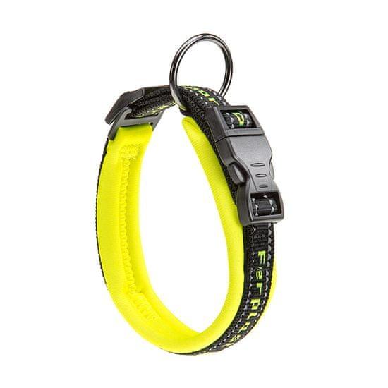Ferplast Sport Dog C25/45 Collare žlutý - rozbaleno