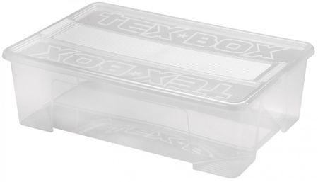 Heidrun TEX BOX 4 (7207) Tároló+tető 28L 57x38x17 cm
