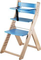Wood Partner Dětská rostoucí židle LUCA natur