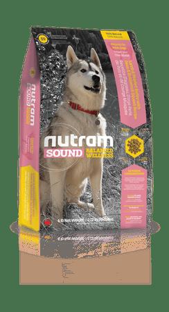 Nutram Sound Adult Dog Lamb 13,6kg