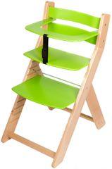 Wood Partner stolac za hranjenje UNIZE Natur