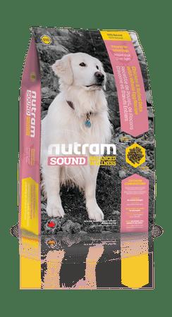 Nutram karma sucha dla starszych psów Sound Senior Dog, 13,6 kg