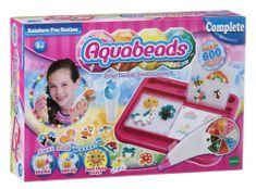 Aquabeads Súprava korálok s dvoma podložkami