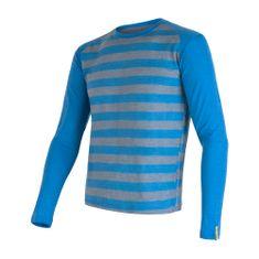 Sensor Merino Wool Active pánske tričko dl.ruk.