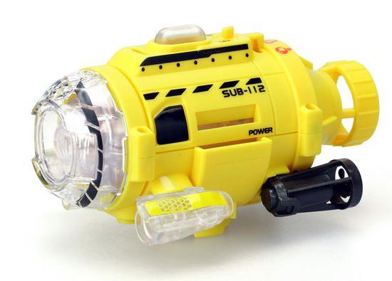 SILVERLIT Ponorka Spy Cam Aqua (s kamerou)