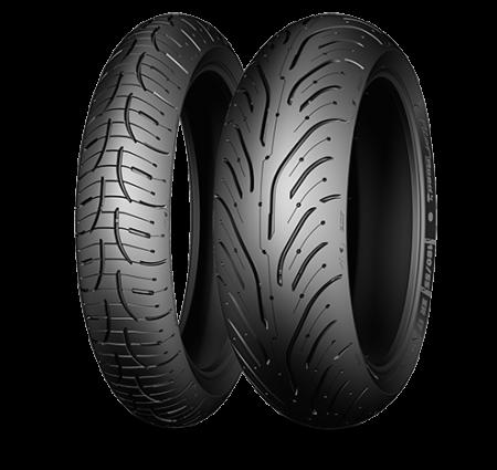 Michelin pnevmatika Pilot Road 4 (R) 190/55 ZR17 75W TL