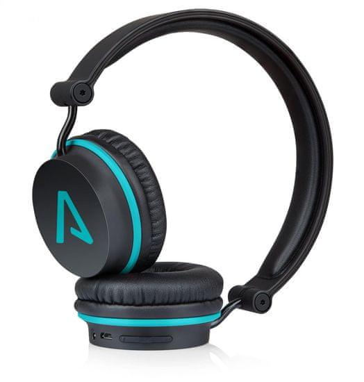 LAMAX Beat Blaze B-1 bezdrátová sluchátka,  modrá + náhradní náušníky ZDARMA!