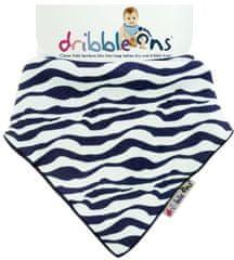 XKKO Dribble Ons Designer Zebra