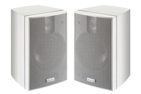 Indiana Line par kompaktnih zvočnikov Nano.2, ledeno beli