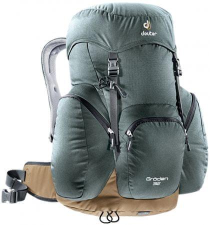 DEUTER plecak hikingowy Gröden 32L anthracite-lion