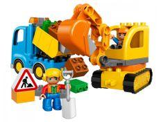 LEGO DUPLO® 10812 Ciężarówka i Koparka