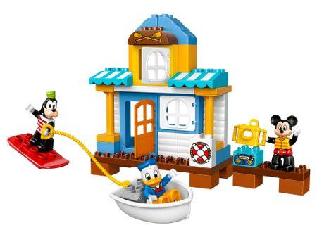 Lego Duplo 10827 Myszki Mickey Domek Na Plaży Mallpl