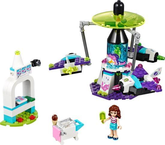 LEGO Friends 41128 Vesmírna atrakcia v zábavnom parku